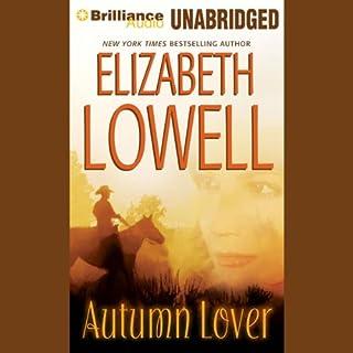 Autumn Lover audiobook cover art