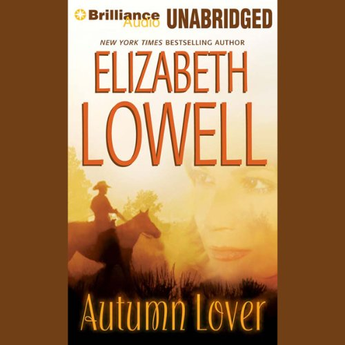 Autumn Lover audiobook cover art