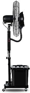 Jyfsa Móvil Vertical Ventilador de la fábrica Soplador Ventilador Industrial para Tienda Comercial residencial Ventilador eléctrico - 3 velocidades