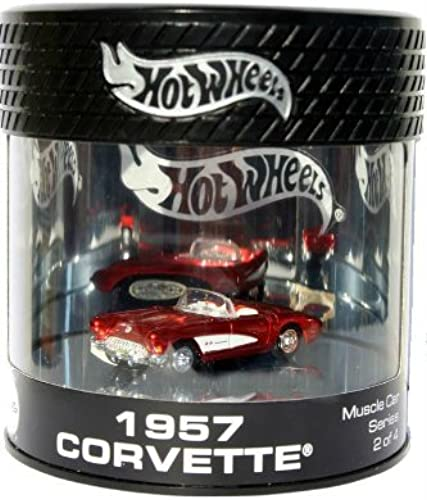 Hot Wheels Limited Edition Oil Can Ser. 1 7,000 7 EVY CORVETTE