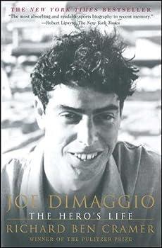 Paperback Joe Dimaggio : The Hero's Life Book