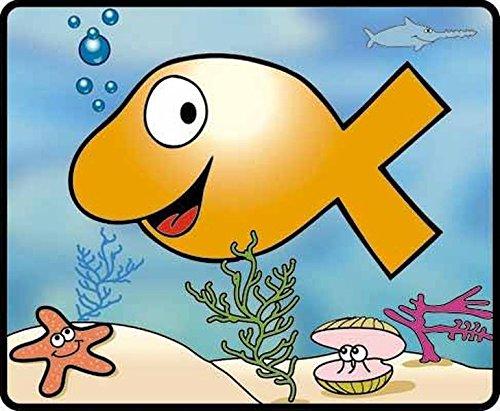 Sonnenschutz fürs Auto - Tiki-Fisch II (Single)