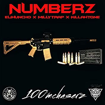 Numberz (feat. MillyTrap & EliHuncho)