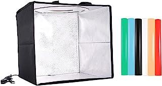 Photo Box,Tidrop USB Portable Photo Studio Light Tent 144 LED Lighting Photography Tent Small Soft Light Photo Box Photogr...