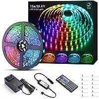 Lyhope 40 Ft Color Changing Strip Lights