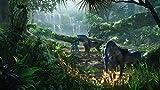 ZASX Puzzle 1000 Puzzles,Película de Ciencia ficción Avatar 2/ Educational Game para Adolescentes Adultos Niños Entretenimiento