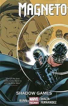 Magneto Vol 3  Shadow Games