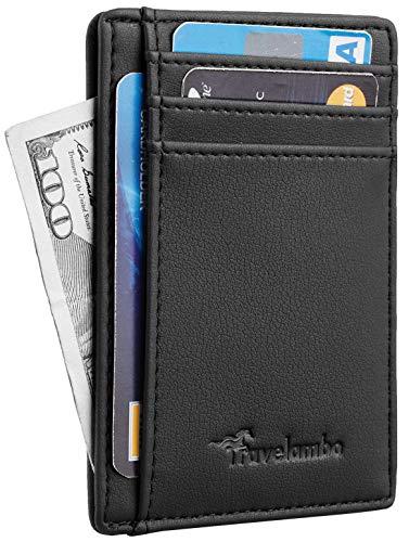 Travelambo Minimalist Wallet