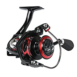 Best saltwater spinning reels with TITAN I