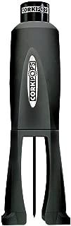 Cork Pops Legacy Wine Bottle Opener, Black