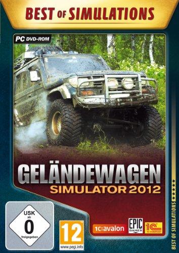 Best of Simulations: Geländewagen-Simulator 2012