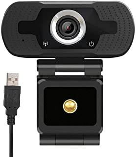 eboxer-1 Weabcam, Camera, HD Black Built-in Microphone for Live Webcast Video Chat