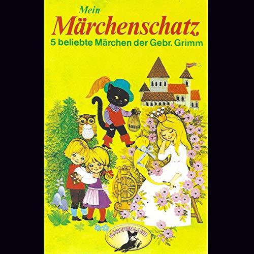 『Mein Märchenschatz』のカバーアート
