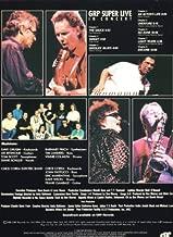 GRP Super Live in Concert (Laserdisc)