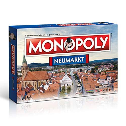 Winning Moves Monopoly Neumarkt City Edition Stadtedition Spiel Gesellschaftsspiel Brettspiel