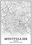 ZhuSen Frankreich Stadtplan Paris Lyon Marseille