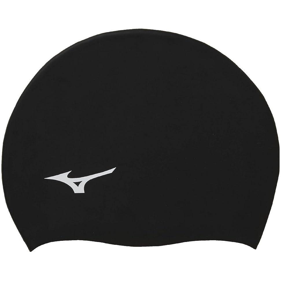 ピッチ接辞巻き取りMIZUNO(ミズノ) スイムキャップ 水泳帽 シリコーンキャップ 競泳練習?フィットネス向け