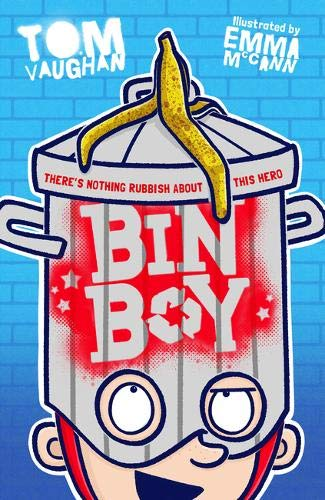 Bin Boy: There's nothing rubbish about this superhero!