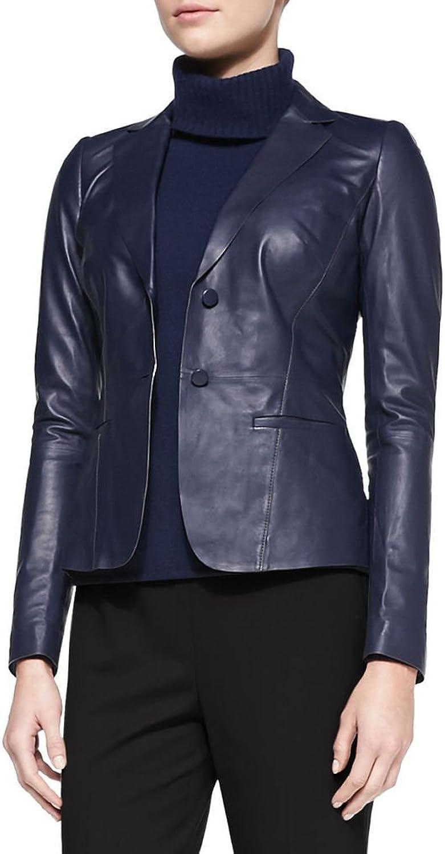 Western Leather Women's Stylish Coat