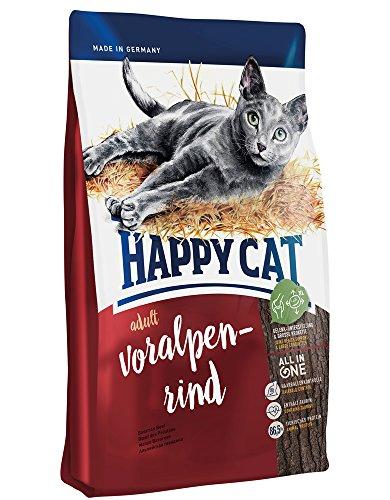 Happy Cat Supreme Fit/Well Bœuf Croquette pour Chat Adulte 4 kg
