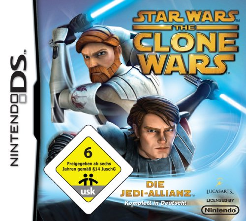 Star Wars: Clone Wars - Die Jedi-Allianz
