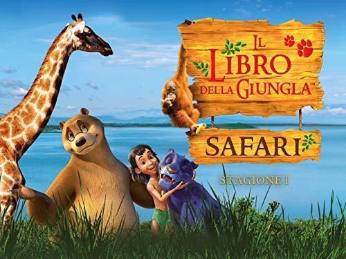 Il libro della giungla Safari