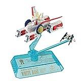 Cosmo Fleet Collection: Mobile Suit Gundam Efsf Pegasus Class Assault Craft Mini Figure