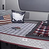 MOBILE INNERSPACE Truck Luxury Mattress, 48 by 75 by 6.5'