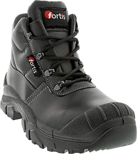 FORTIS veterlaarzen/werkschoen Mjöll S3 maat 48 zwart