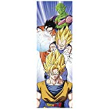 ABYstyle Abysse Corp_ABYDCO448 Dragon Ball - Póster de Puerta -...