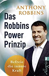 Anthony Robbins Buch Power Prinzip