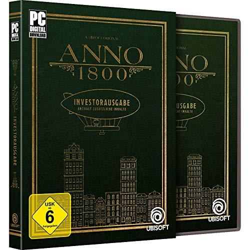 Anno 1800 Investorausgabe [Code in a box - enthält keine CD] - [PC]