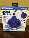 SoundLogic XT HDSS-54 Sound Splash Wireless & Bluetooth Speaker (Blue)