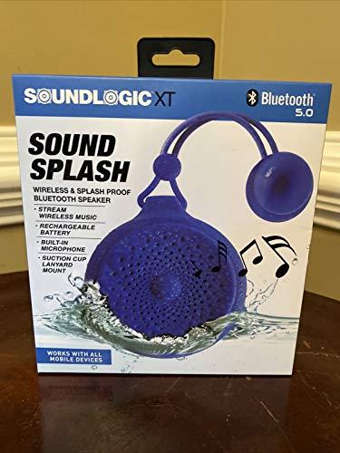 SoundLogic XT HDSS-54 Sound Splash Wireless & Bluetooth Speaker (Blue)