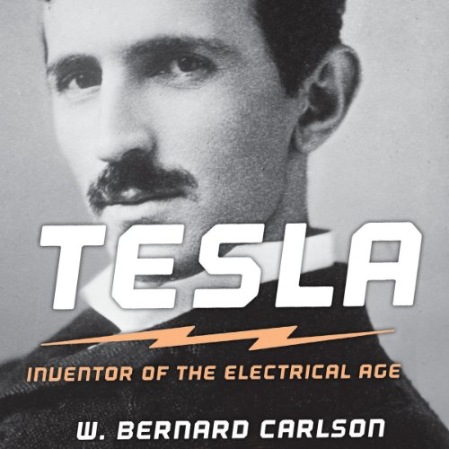 Tesla audiobook cover art