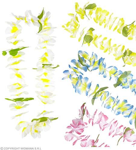 Widmann Honolulu Hawaiian Leis (Blue/Pink/White/Yellow)