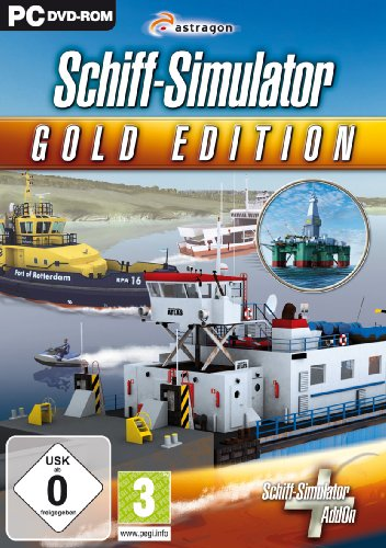 Schiff-Simulator Gold Edition