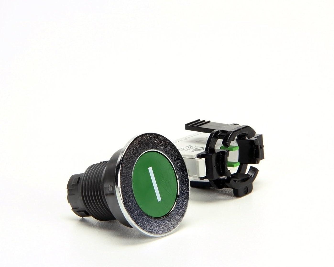 出口磁石慣れるRobot Coupe 502174 Green On Switch Assembly by Robot Coupe
