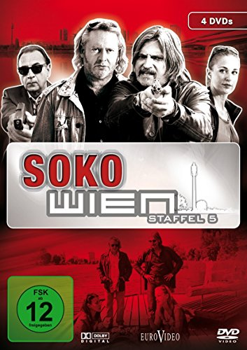 SOKO Wien - Staffel 5 [4 DVDs]
