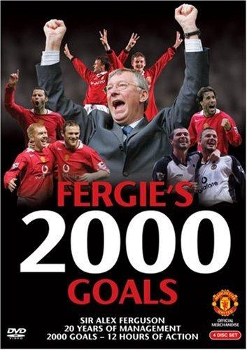 Fergie'S 2000 Goals [Edizione: Regno Unito] [Edizione: Regno Unito]
