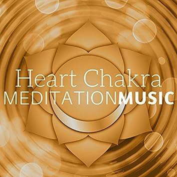 Heart Chakra Meditation Music: Healing Music 2018