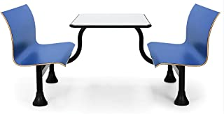 Ofm Bench-Style Cafeteria Seating - 24X48