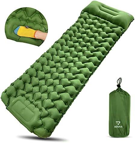 Top 10 Best inflatable sleeping mat Reviews