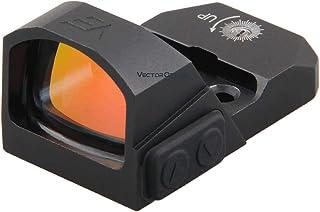 Vector Optics Micro Red Dot Sight 3MOA Lightweight Mini Reflex Sight with Picatinny Mount-Easily Hold to Zero (Frenzy 1x17x24)