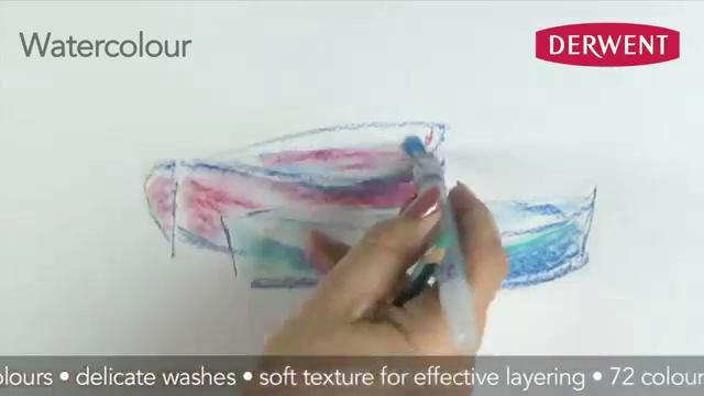 A4 Ideal for Inktense /& Artbar Derwent Watercolour Pad 300 gsm 140lb