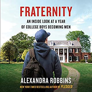 Fraternity cover art