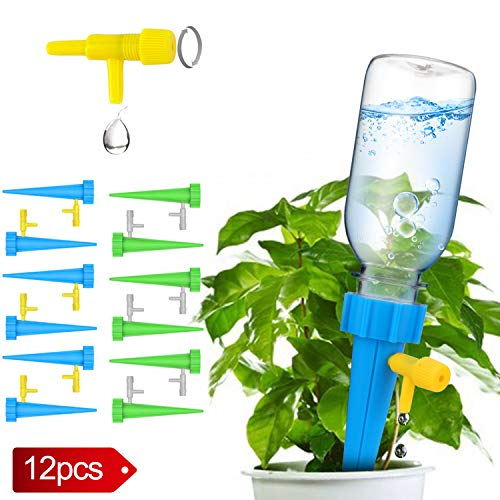 Plant Waterer, Self Watering Spikes, Plant Watering Devices With...