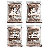 ダイワフーズ 餃子ウインナー 500g×4 ウインナー 冷凍 ポーク ソーセージ 国産 神奈川