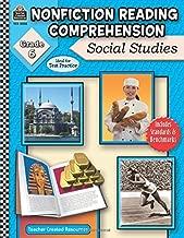 Nonfiction Reading Comprehension: Social Studies, Grd 6: Social Studies, Grd 6