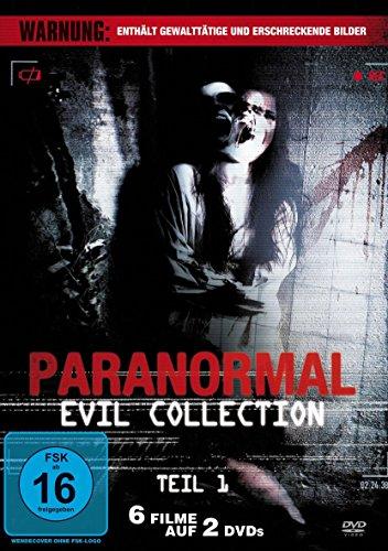 Paranormal Evil Collection, Teil 1 [2 DVDs]